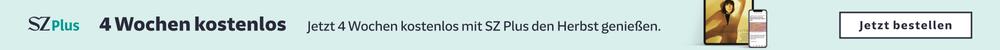 Jetzt 4 Wochen kostenlos mit SZ Plus den Herbst genießen