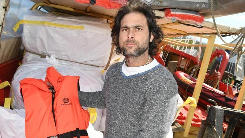 Sea-Eye-Gründer Michael Buschheuer erhält Georg-Elser-Preis