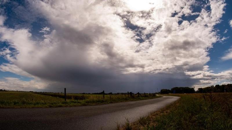 Wechselhaftes Wetter am Wochenende in Hessen
