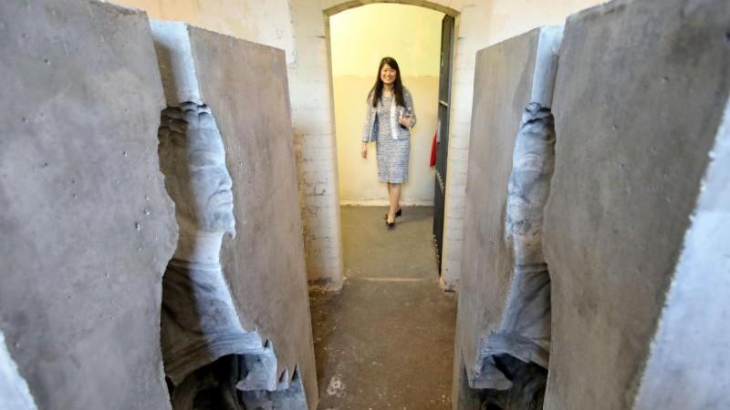 Lutherjahr-Skulptur von Ai Weiwei kommt nach Eisenach