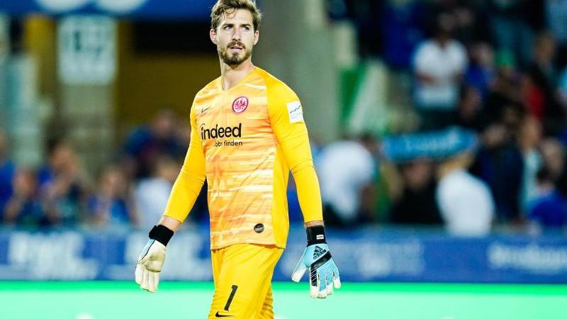 Eintracht spielt mit Nationaltorwart Trapp bei Hoffenheim