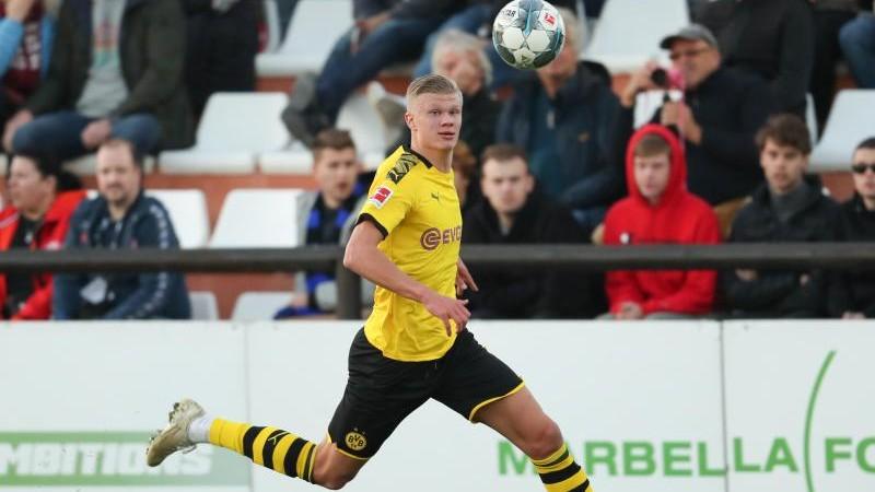 Der 18. Spieltag der Fußball-Bundesliga im Telegramm