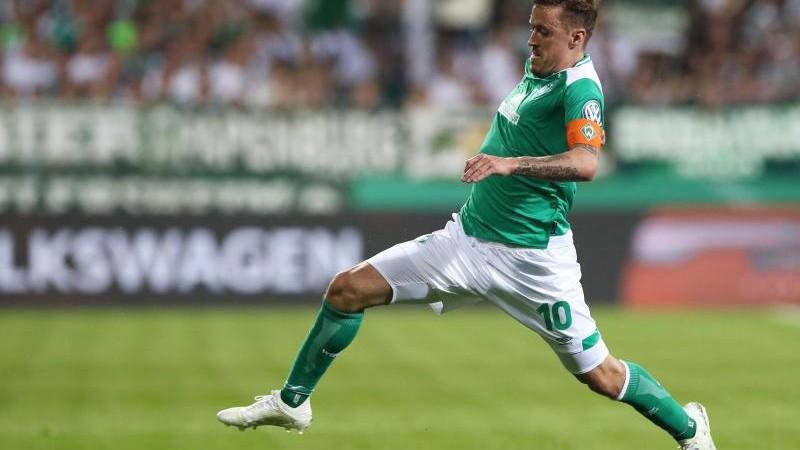 Werder dementiert Gerüchte: Keine Rückkehr von Max Kruse