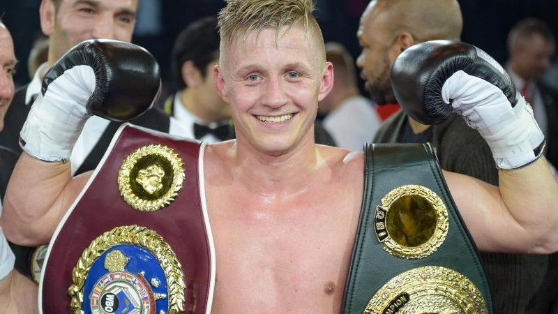 Zwei WM-Kämpfe mit Hamburger Boxern