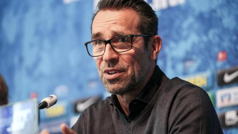 """Geschäftsführer: Klinsmann """"hat bei Spielern viel bewegt"""""""
