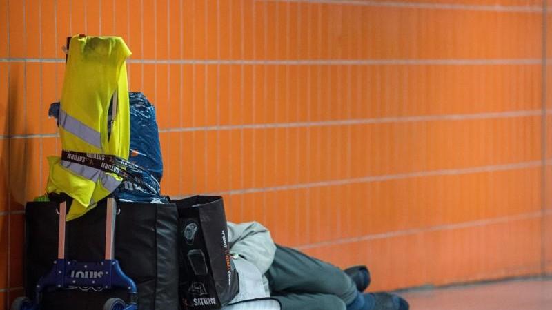 SPD und Grüne in Hamburg wollen mehr für Obdachlose tun