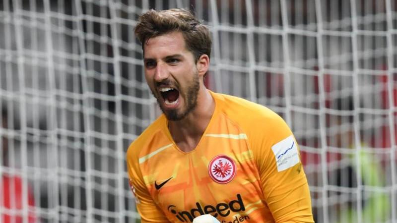 Nationalkeeper Trapp gibt Comeback bei Eintracht Frankfurt