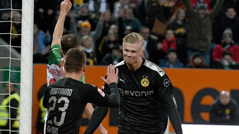 Haaland führt BVB zu Sieg - Werder gewinnt Kellerduell
