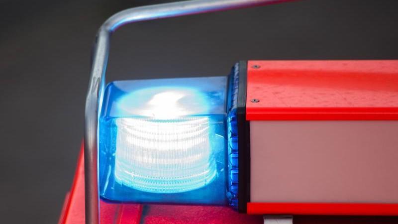 Ältere Frau bei Wohnungsbrand in Gotha verletzt
