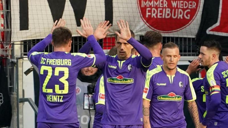 Petersen überholt Löw und wird Freiburgs Rekordschütze