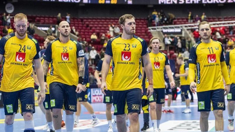Debakel für den Gastgeber: Schweden bei EM schon raus