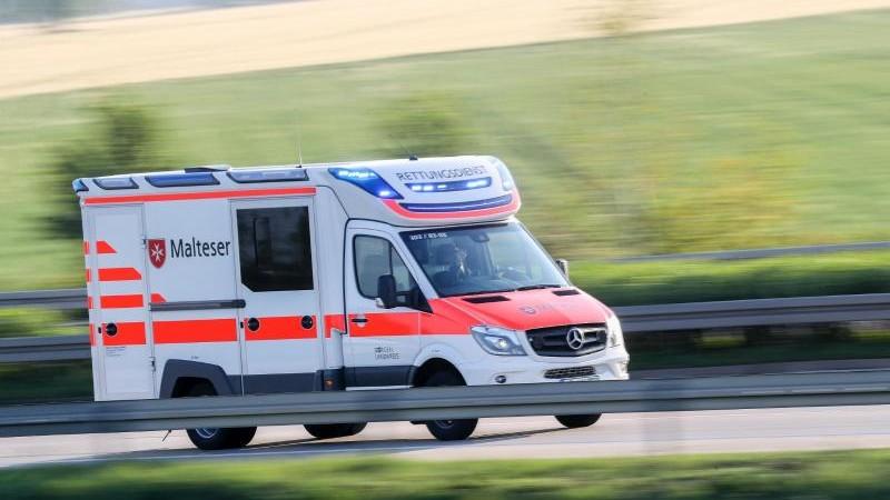 Motorradfahrer bei Unfall in Stuttgart schwer verletzt