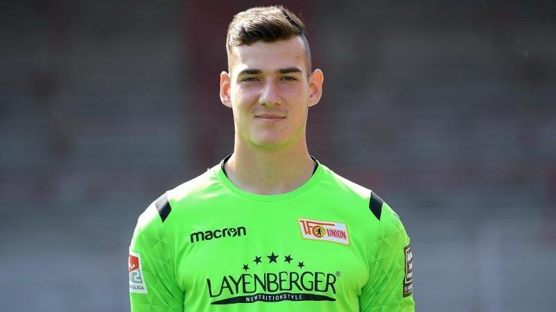 Union leiht Nachwuchstorhüter Moser zu Cercle Brügge aus