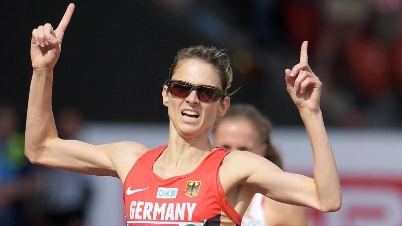 Hindernis-Europameisterin Möldner-Schmidt beendet Karriere