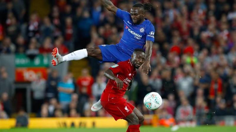 Nigerianer Moses wechselt von Chelsea zu Inter Mailand