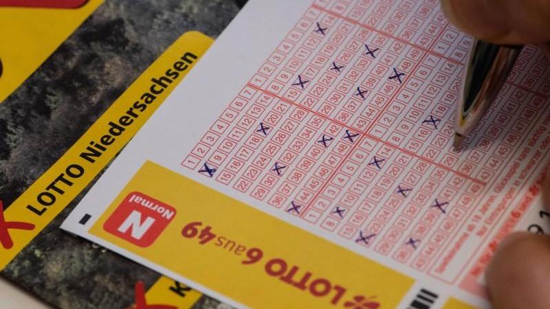 Zahl der Lotto-Annahmestellen in Niedersachsen konstant