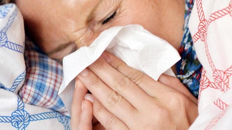 Rund 400 Grippe-Fälle seit Saisonbeginn in Thüringen