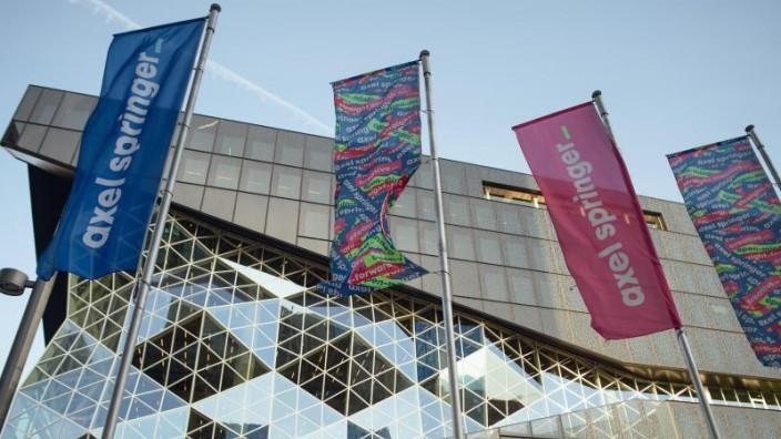 Axel Springer wird von Börse genommen