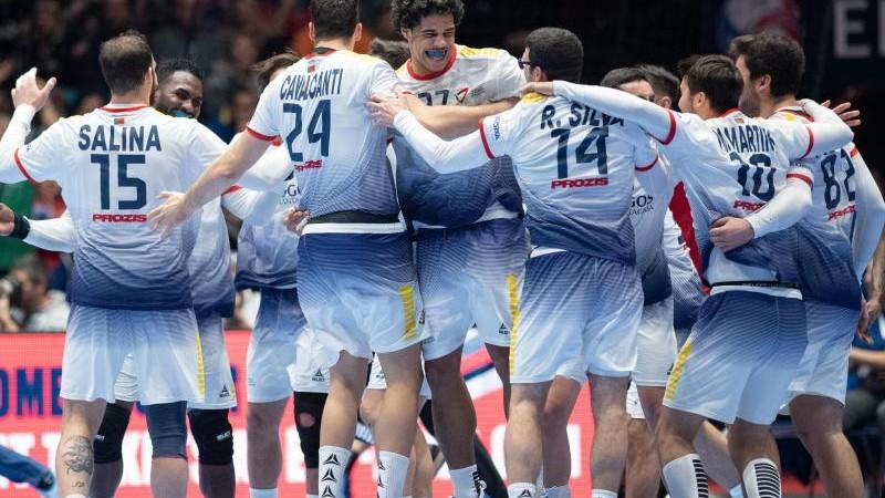 Portugals Handball auf Höhenflug - EM vorläufige Krönung