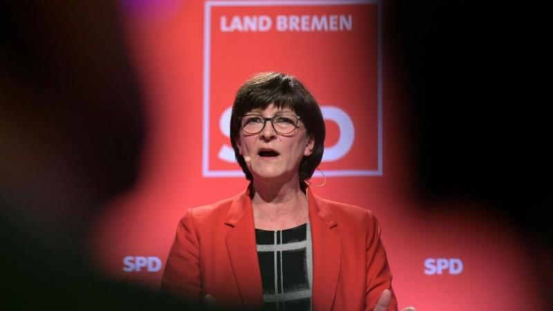 """""""Es riecht nach Wahlkampf"""": SPD stimmt sich auf 2021 ein"""
