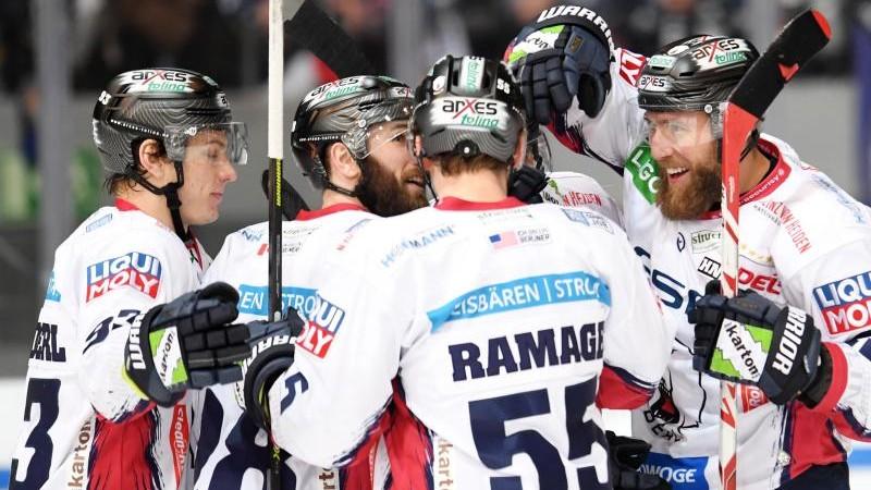 Eisbären siegen in München - Adler-Serie gerissen