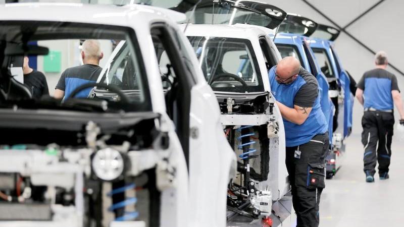 Elektro-Autobauer e.Go verpasst eigene Ziele