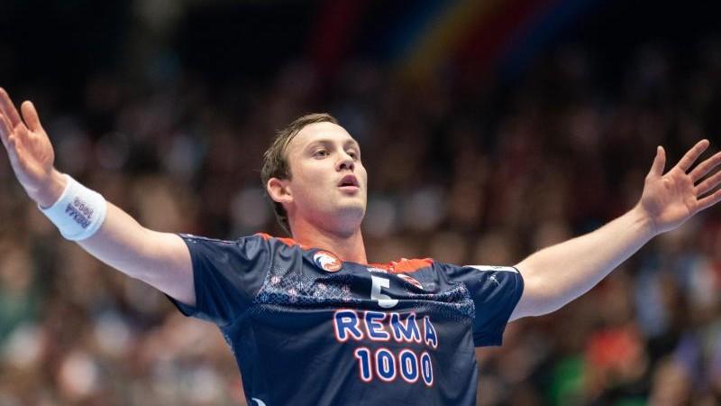 Sieg gegen Slowenien: Norwegens Handballer gewinnen Bronze