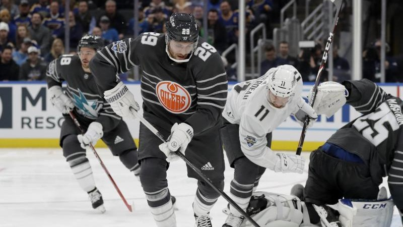 Nationalspieler Draisaitl glänzt beim NHL-All-Star-Game