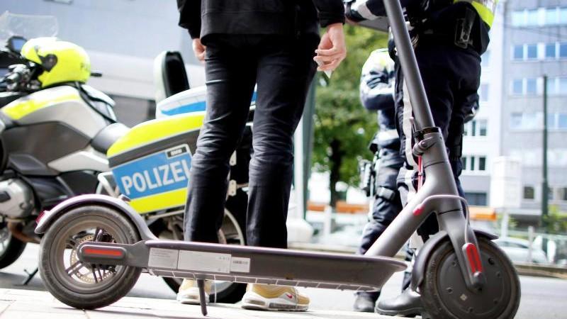 Alkohol: Vielen E-Roller-Fahrern droht Führerschein-Entzug