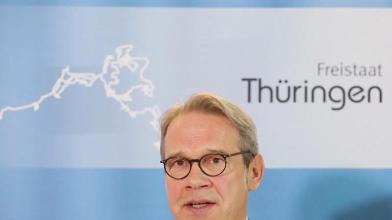 Georg Maier verurteilt Gewalt bei Indymedia-Demo
