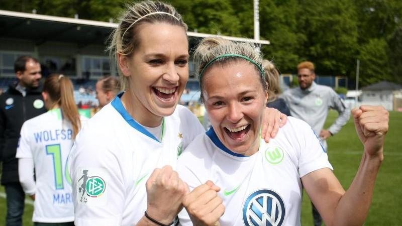 Ungarin Jakabfi verlängert bei Wolfsburger Fußballerinnen