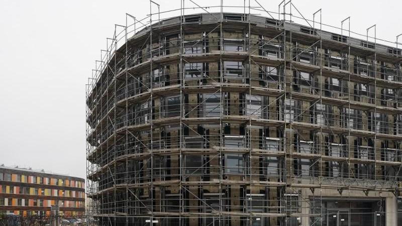Umweltamt-Neubau: Klärung von Rechtsstreit verzögert sich