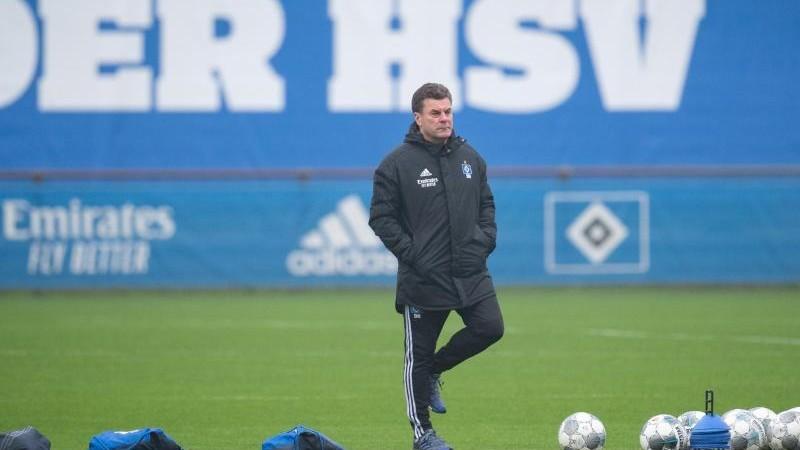 HSV geht mit großer Zuversicht in die zweite Saisonhälfte