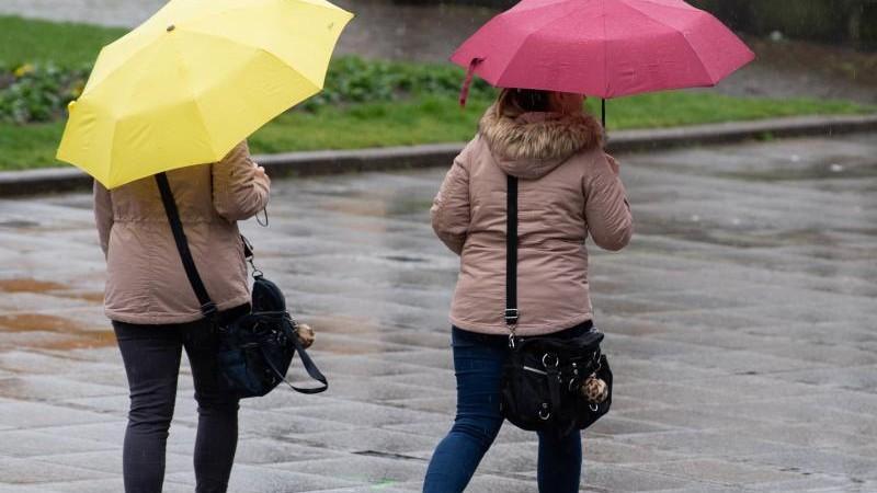 Wechselhaftes Wetter mit milden Temperaturen in Hessen