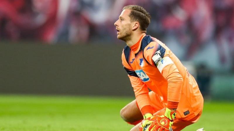 """Hoffenheims Torhüter Baumann """"demnächst"""" wieder im Training"""