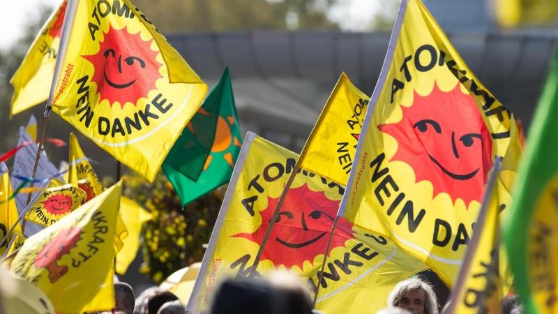 Aktionstag gegen Castortransporte: Demonstrationen