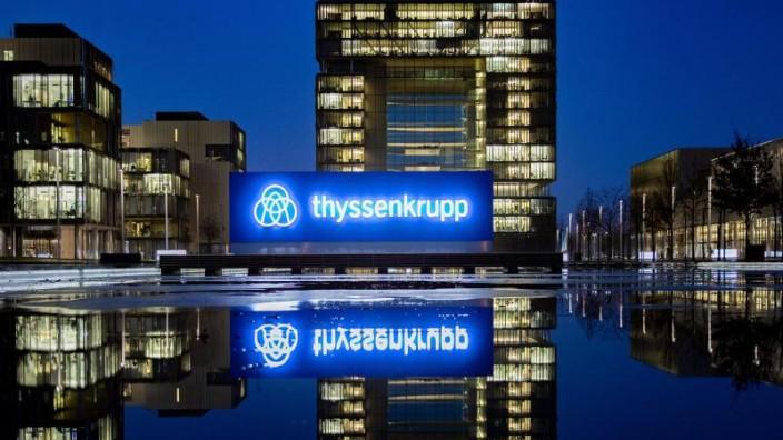 Preispoker um Aufzüge: Thyssenkrupp verhandelt mit Finanzinvestoren