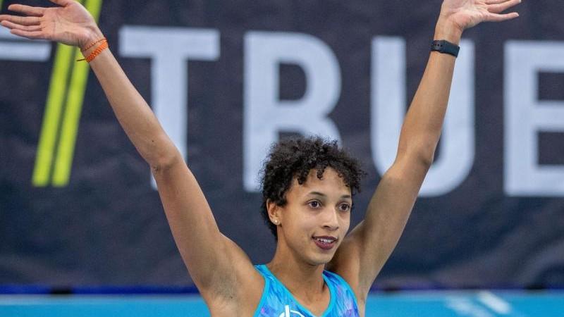 Weitsprung-Weltmeisterin Mihambo wieder im Sprintfinale