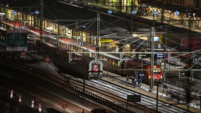 Coronavirus-Verdacht: Züge aus Italien am Brenner angehalten