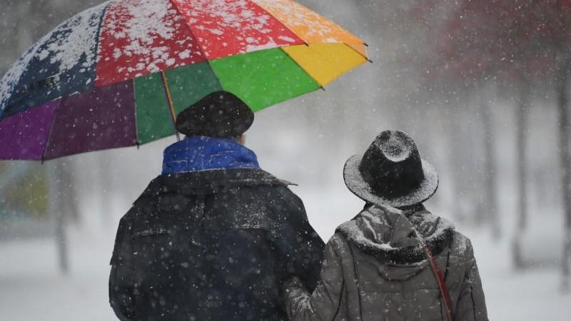 Rheinland-Pfalz und Saarland: Warmer Winter mit viel Regen