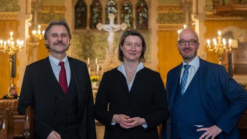 Bischofswahl in der sächsischen Landeskirche
