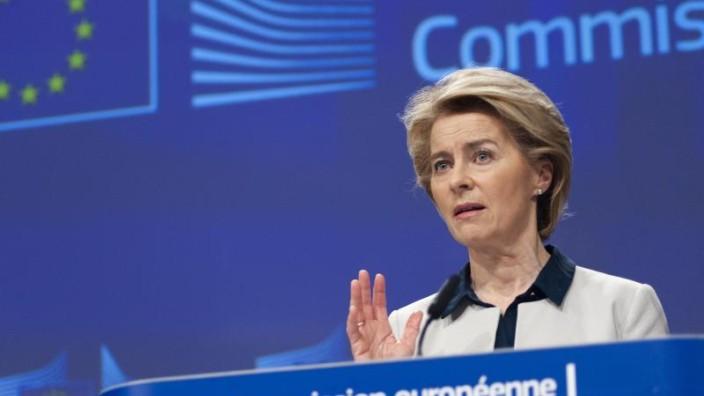 EU will die Außengrenzen für 30 Tage schließen