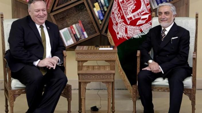 Machtkampf in Kabul - USA streichen eine Milliarde Dollar für Afghanistan