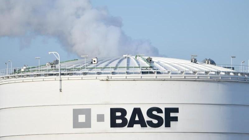 BASF beginnt Probebetrieb für Desinfektionsmittel