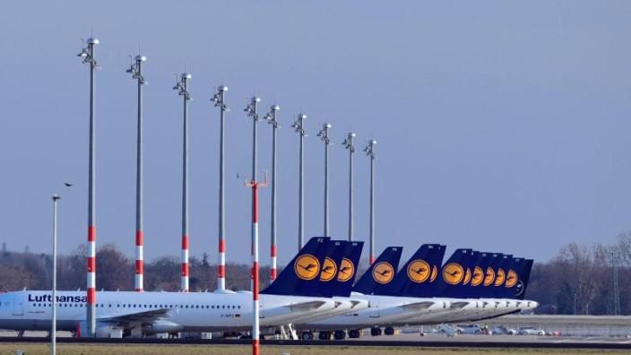 International - Lufthansa meldet Kurzarbeit für 87.000 Beschäftigte an