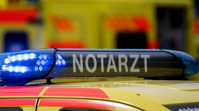 Sechsjährige bei Explosion in Leipzig an der Hand verletzt