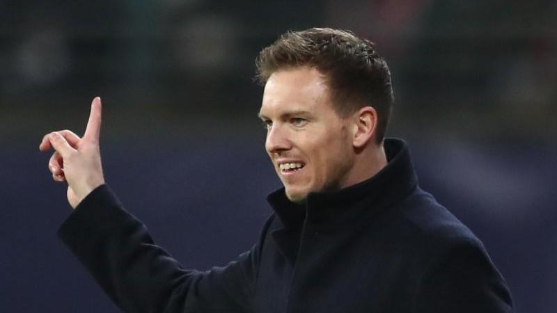 RB-Coach Nagelsmann machte seine Steuererklärung