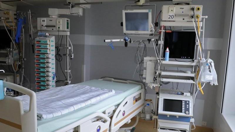 Klinikum in Dachau nimmt nur noch Covid-19-Patienten auf