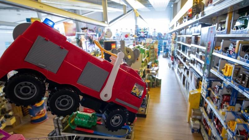 Spielzeugbranche trotz Ostergeschäft in der Krise