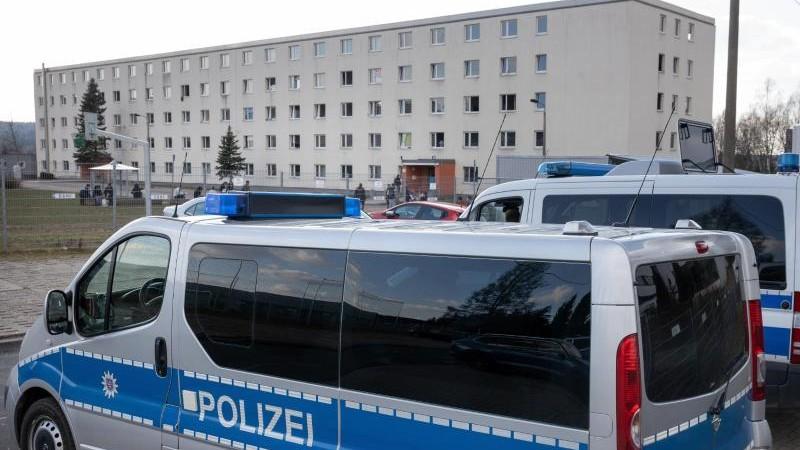 Verlegung von Asylbewerbern aus Suhl nach Erfurt beendet